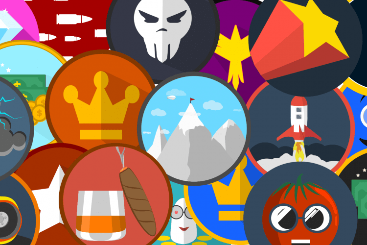 Badge gamify