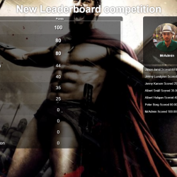 Change Leaderboards