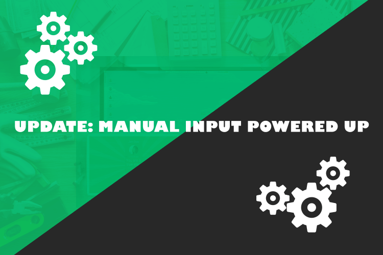 Manual-input-gamification