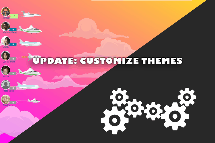 Customize themes