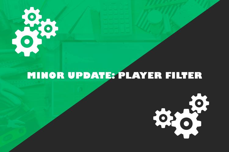 Updateplayerfilter