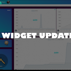 Profile Widget Update
