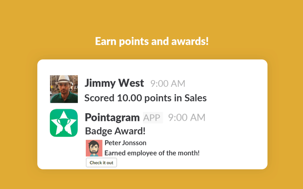 Slack_gamification