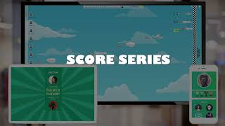 Create a gamification score series