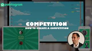 Create competition gamification