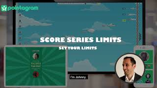 Score Series Limits Gamification
