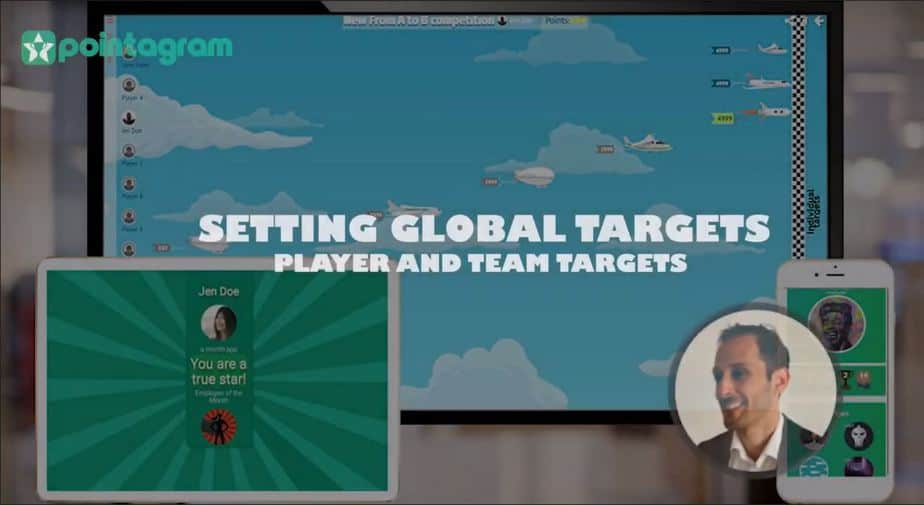 Target Screen Page