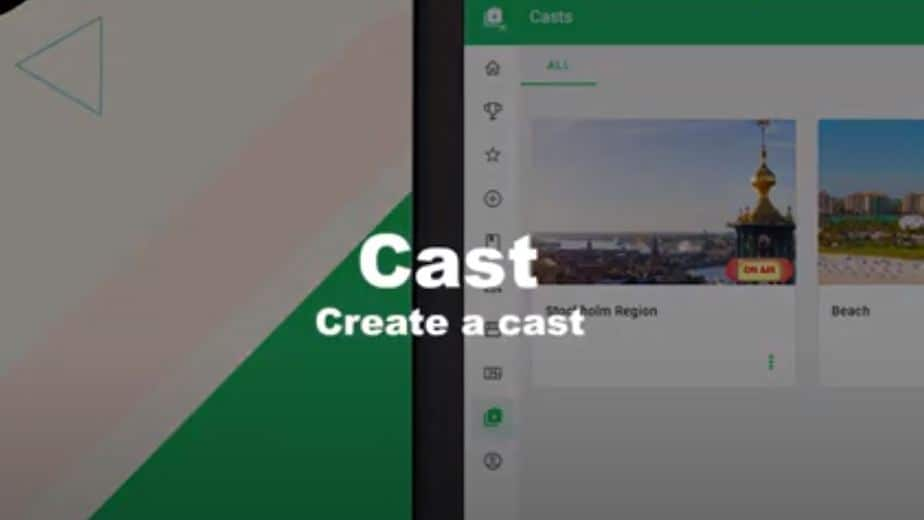 cast gamification