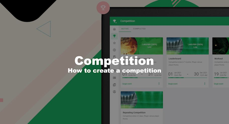 Competition gamification
