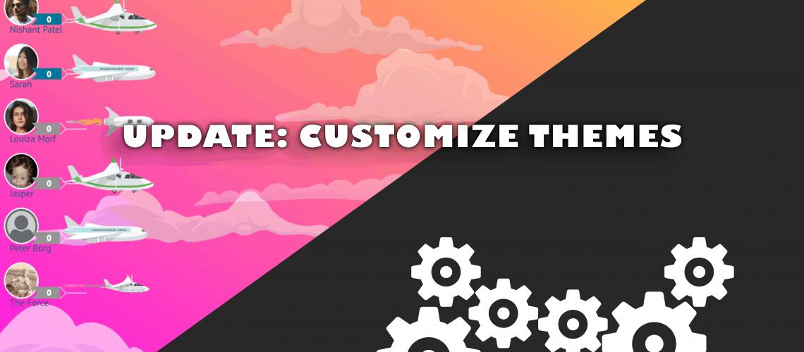 Customize themes